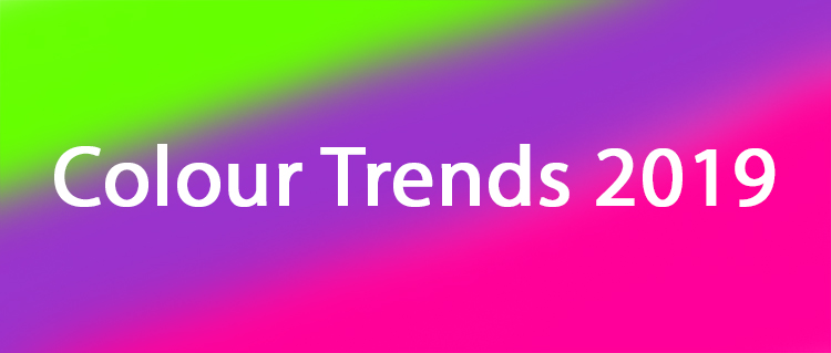 The Shutterstock Colour Trends 2019