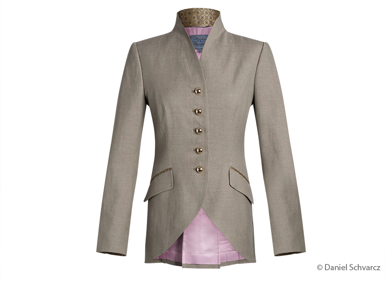 Br24 Blog On-Body Photo Retouching: Photo of a jacket to demonstrate the ghost model technique after retouching