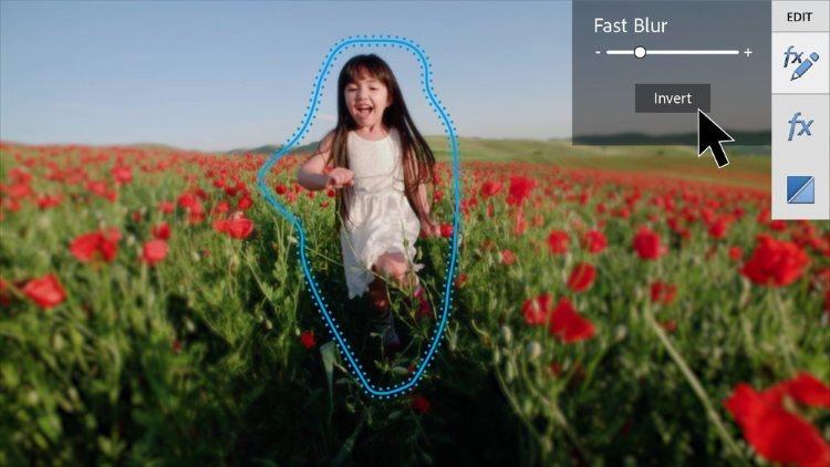 Br24 Blog Adobe Photoshop und Premiere Elements 2021: Beispiel für Präzise Auswahl in Premiere Elements 2021