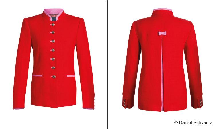 Br24 Ghostmodel: Vorher-Nachher-Vergleich einer Jacke, bearbeitet mit der Ghostmodel-Technik