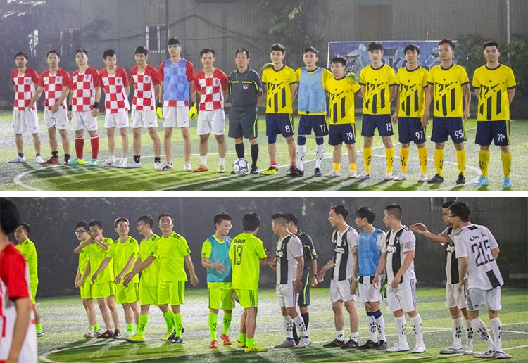 Br24 Blog Br24 Fußballturnier 2019: Die vier Männerteams