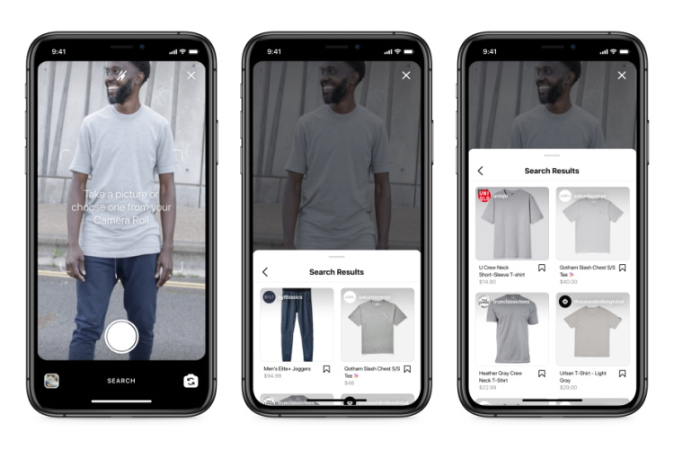 Br24 Facebook brings Shops to WhatsApp: View of Instagram Visual Search
