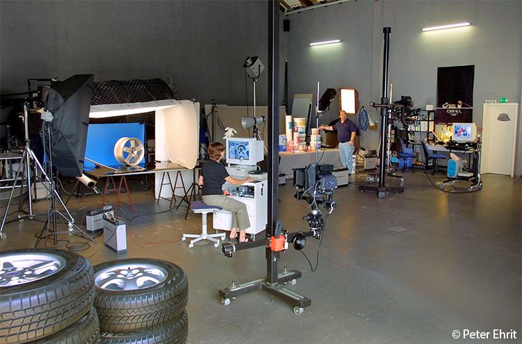 Br24 Blog Exclusive interview with Peter Ehrit: Studio view