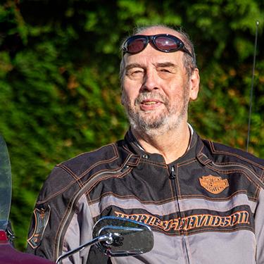 Br24 Blog Exklusivinterview mit Peter Ehrit: Porträt von Peter Ehrit