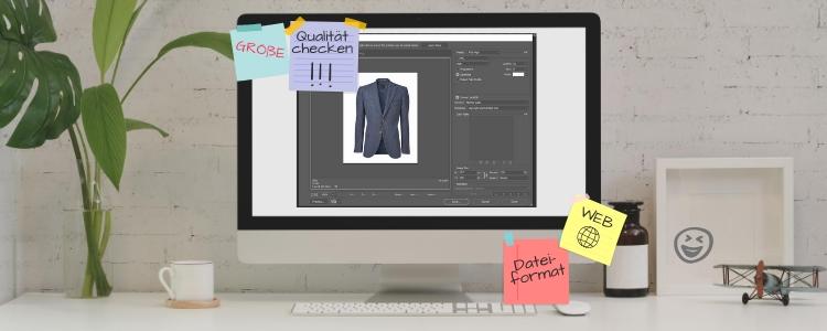 So gehts: Bilder optimieren fürs Web