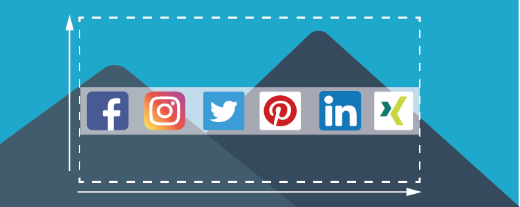 Your Guide to Social Media Image Sizes 2020