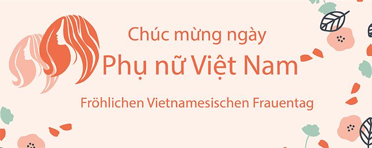 Wir feiern vietnamesischen Frauentag 2019