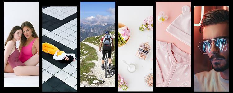 Visuelle Trends 2021 in Produktfotografie & E-Commerce