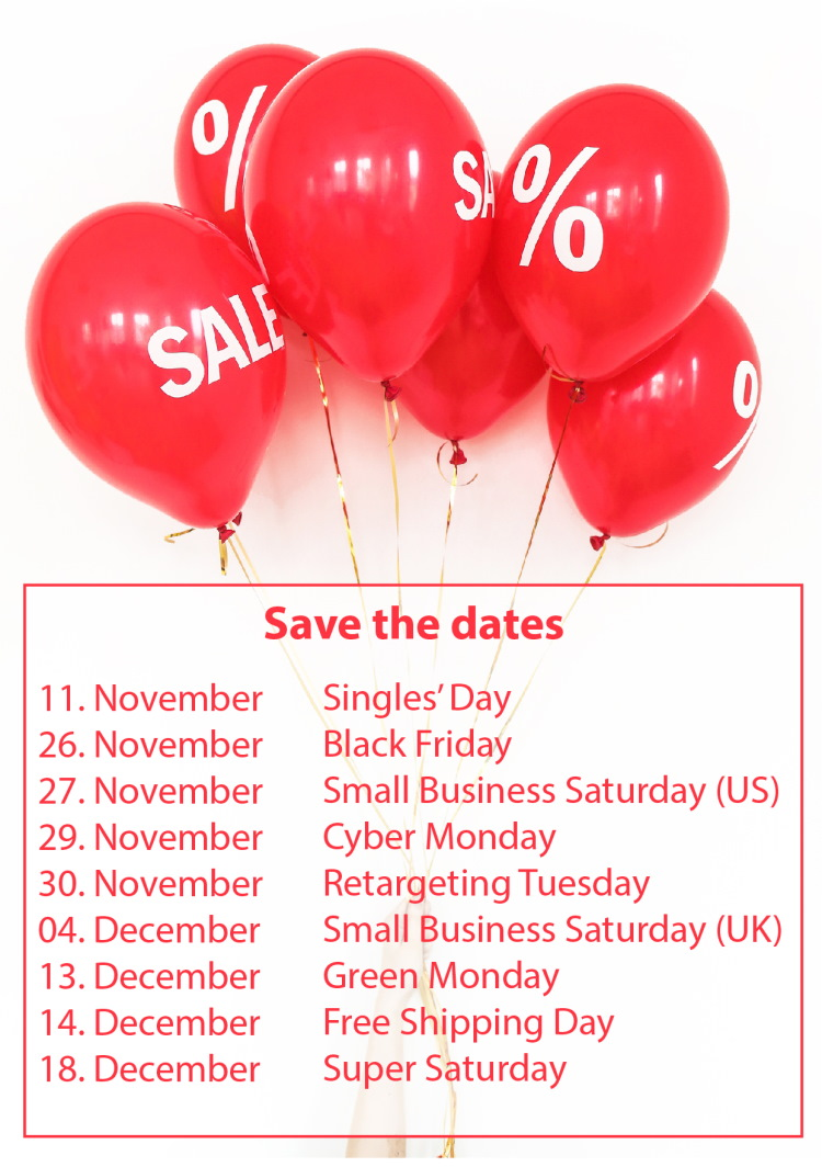 Br24 Christmas marketing dates 2021