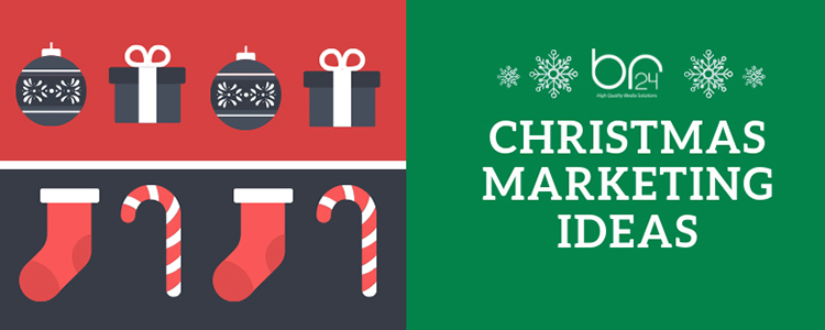 The best Christmas marketing ideas