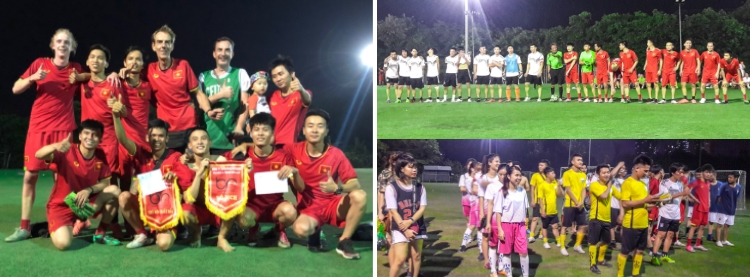 Br24 Blog: Football tournament 2018, winner team Colorwork and all teams