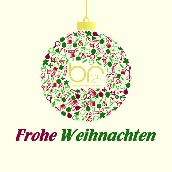 Br24 Bildretusche Weihnachtskugel: bietet unendliche Moeglichkeiten