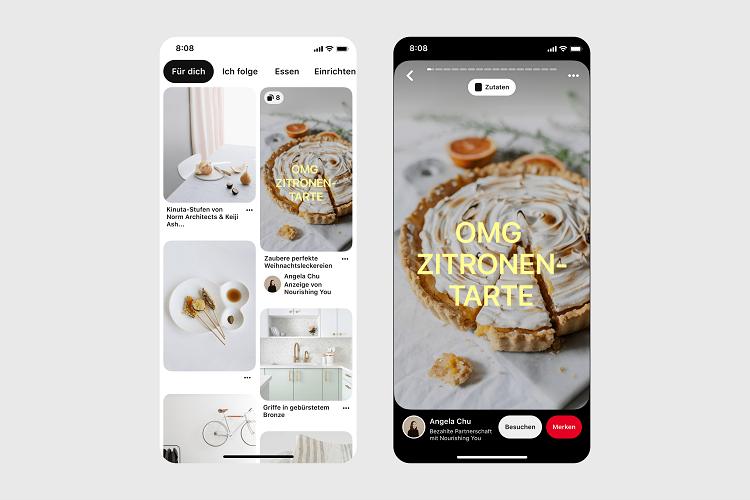 Br24 Blog Pinterest führt neue Shopping-Funktionen ein: Idea Pin-Anzeigen