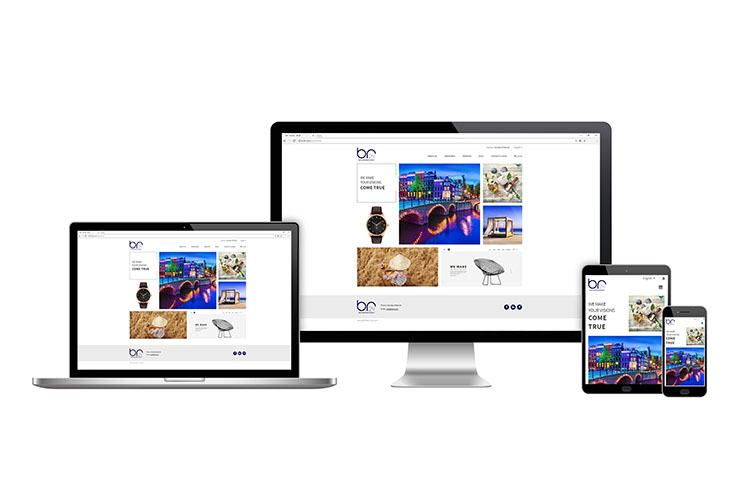 Br24: Unsere neue, vollständig responsive Webseite