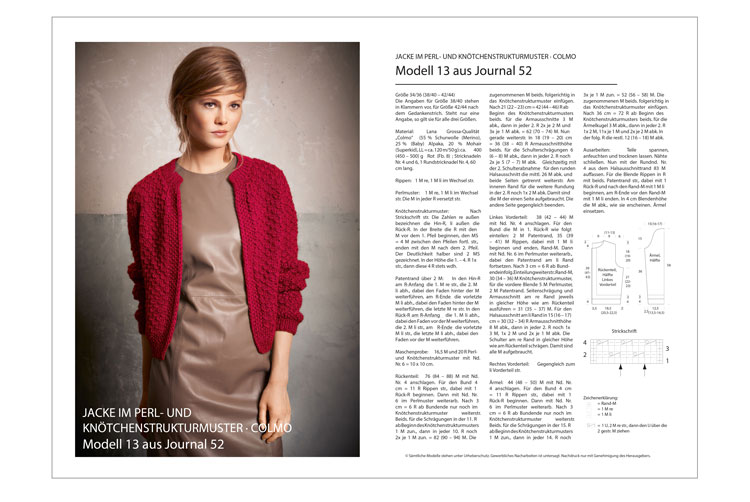 Br24: Layout Design for fashion magazine / Layoutdesign für Modemagazin