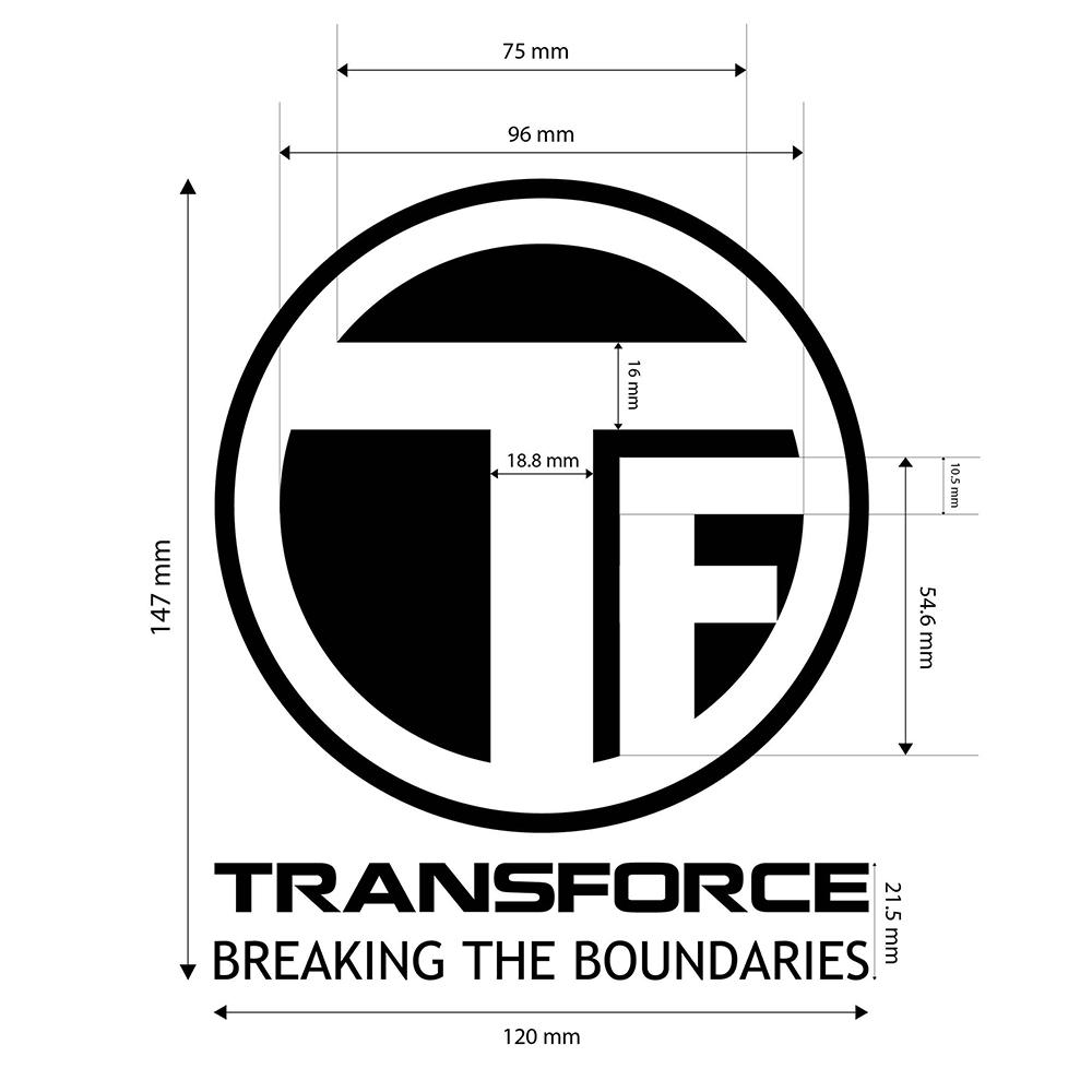 Br24 Vektorisierung, Logo: detailliertes Vektordesign von Logo für Transportunternehmen mit passender Schrift